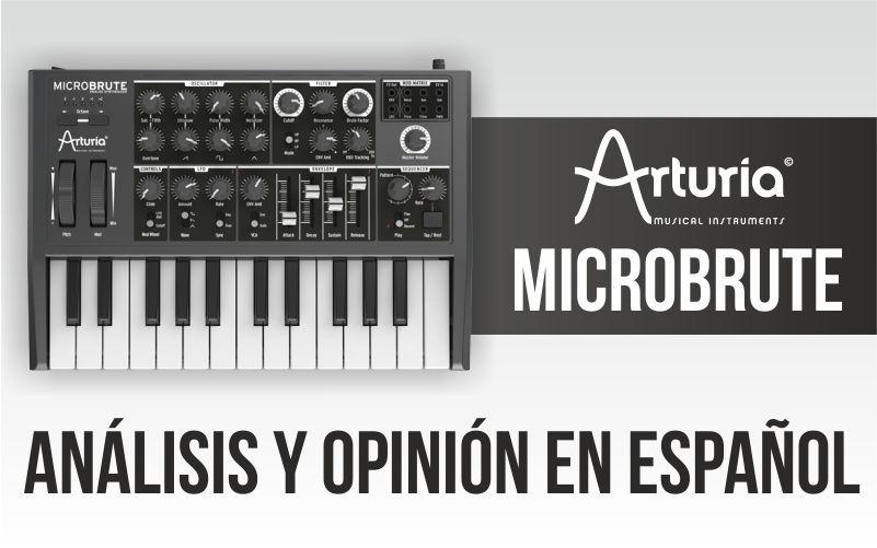 Arturia Microbrute