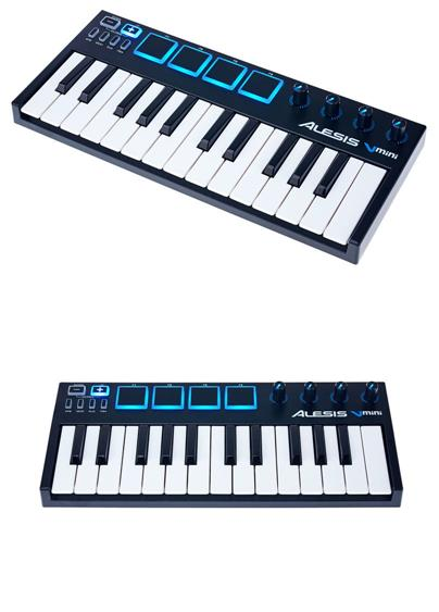 review alesis-v-mini