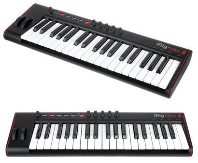 review ik-multimedia-irig-keys-2-pro